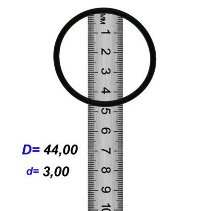 O-02931 Резиновое кольцо (Оринг) 3,05*44,00