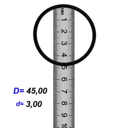 O-02931A Резиновое кольцо (Оринг) 3,05*45,00