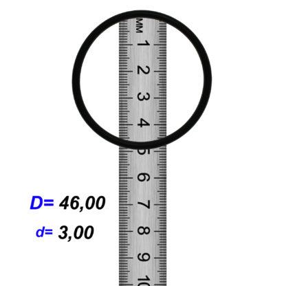 O-02932 Резиновое кольцо (Оринг) 3,05*46,00