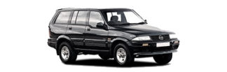 SSANG YONG MUSSO (1995-2007)
