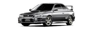 SUBARU IMPREZA купе (GFC) (1996-2000)