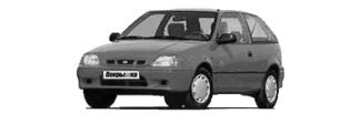 SUBARU JUSTY II (JMA, MS) (1995-2003)