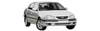 TOYOTA AVENSIS (T22) (1998-2003)