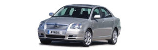 TOYOTA AVENSIS (T25) (2003-2008)