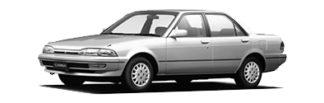 TOYOTA CARINA II (T17) (1987-1993)
