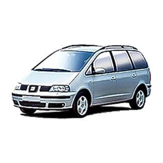 SEAT ALHAMBRA I (7V8, 7V9) (1996-2010)