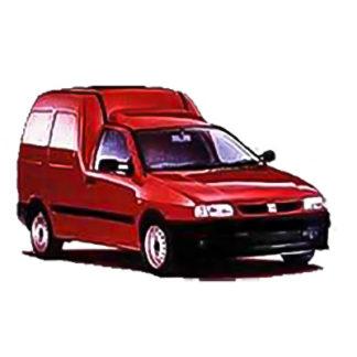 SEAT INCA (6K9) (1995-2003)