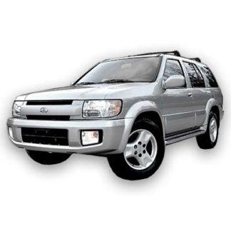 INFINITI QX4 (JR50) (1996-2003)
